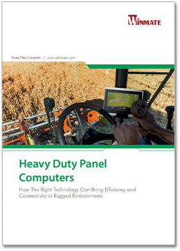 Heavy Duty Panel Computer Catalogue