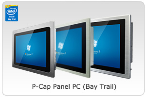 P-Cap Panel PC (Bay Trail)