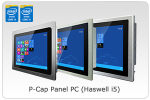 P-Cap Panel PC (Haswell i5)