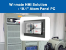 "Winmate HMI Solution - 10.1"" Atom Panel PC"