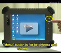 Rugged Tablet PC V280 Introduction