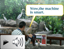Outdoor Guide System - Zoo Digital Signage