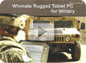 Rugged Tablet PC for Military