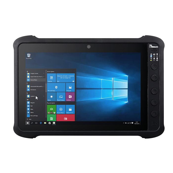 Winmate 8-inch Rugged Tablet M900 Front