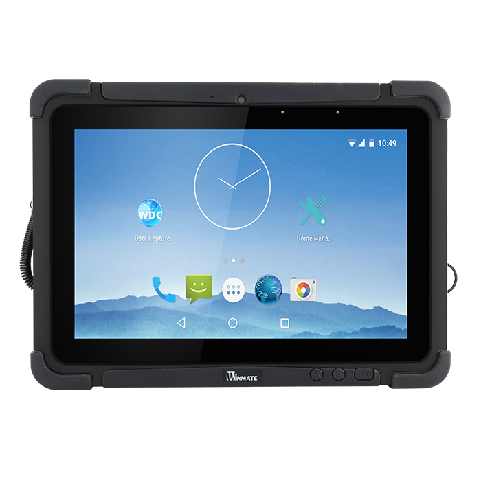 10.1-inch Android Rugged Tablet M101M8 Front