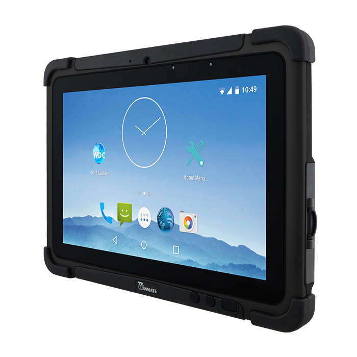 10.1-inch Android Rugged Tablet M101M8 Angle