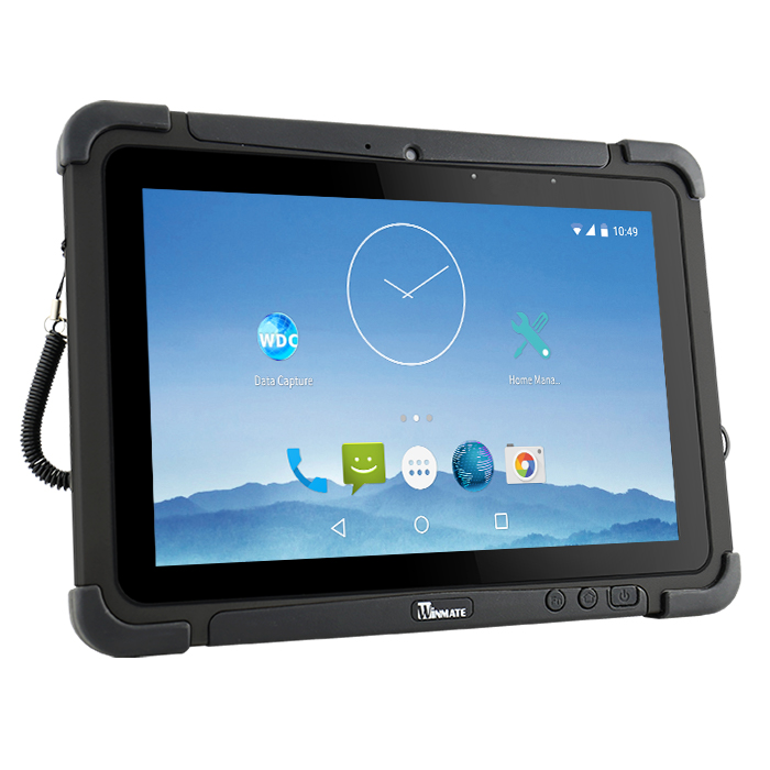 10.1-inch Rugged Tablet M101M8 Angle
