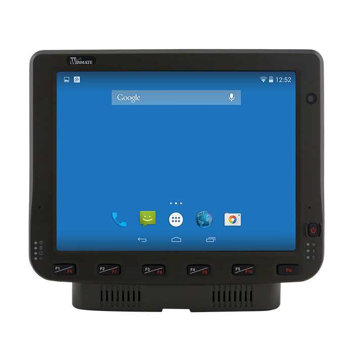 10.4-inch Android Vehicle Mounted Computer FM10A Front