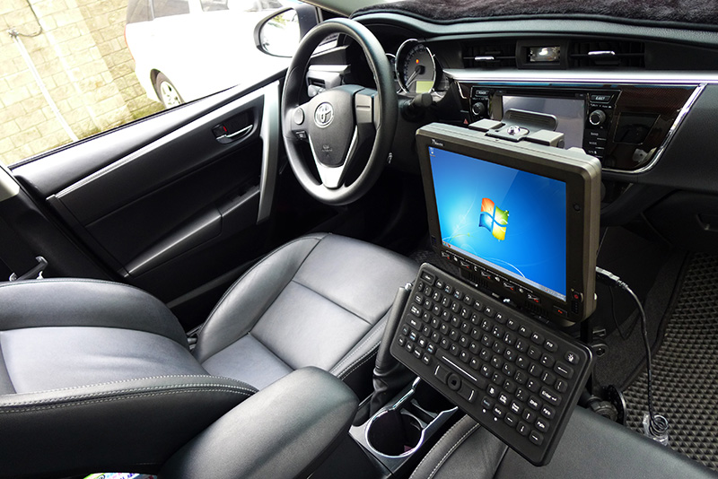 Vehicle Mount Computer Solution